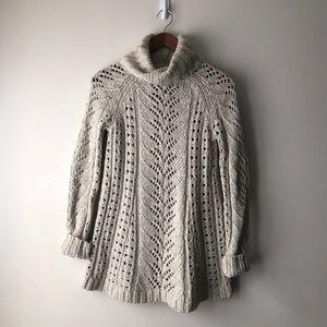 Anthropologie Sleeping on Snow Eldora Sweater